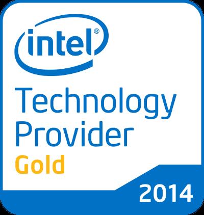 Logo Intel Technology Provider